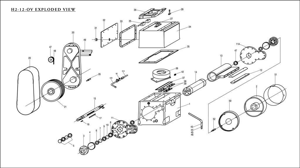 Rotary Piston Vacuum Pumps Omegavac Inc 562 802 0025
